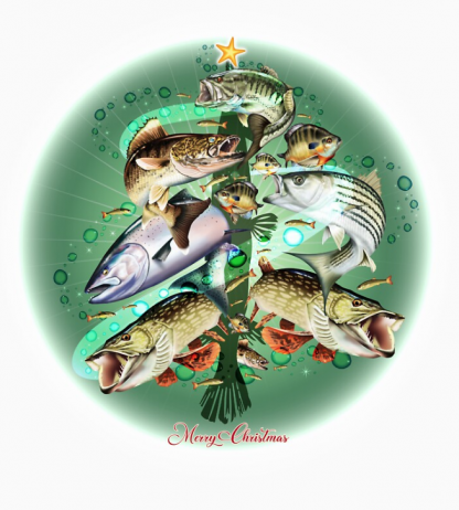 walleye christmas